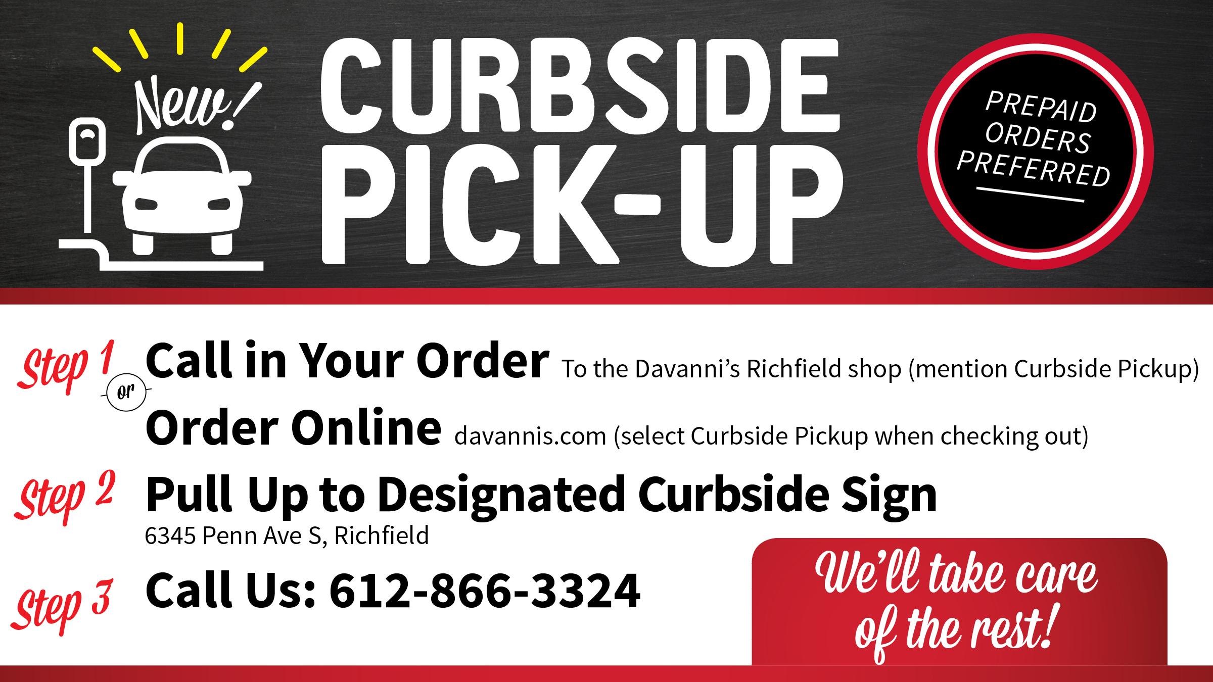 Davanni S In Richfield Mn Pizza Delivery In 55423