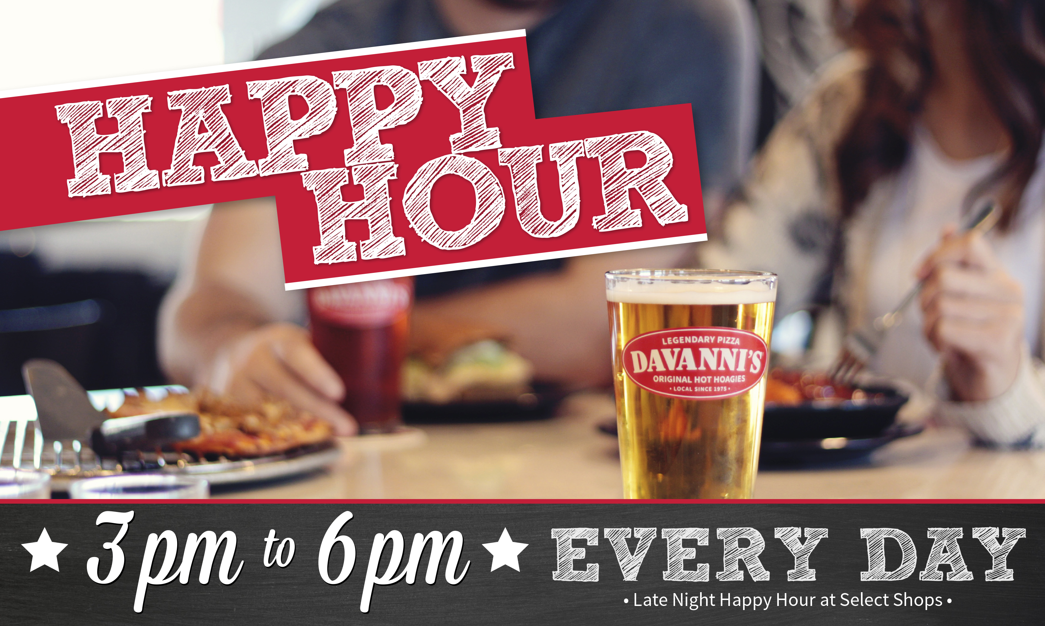 Dont Worry Its Almost Happy Hour Davannis Pizza Hot Hoagies