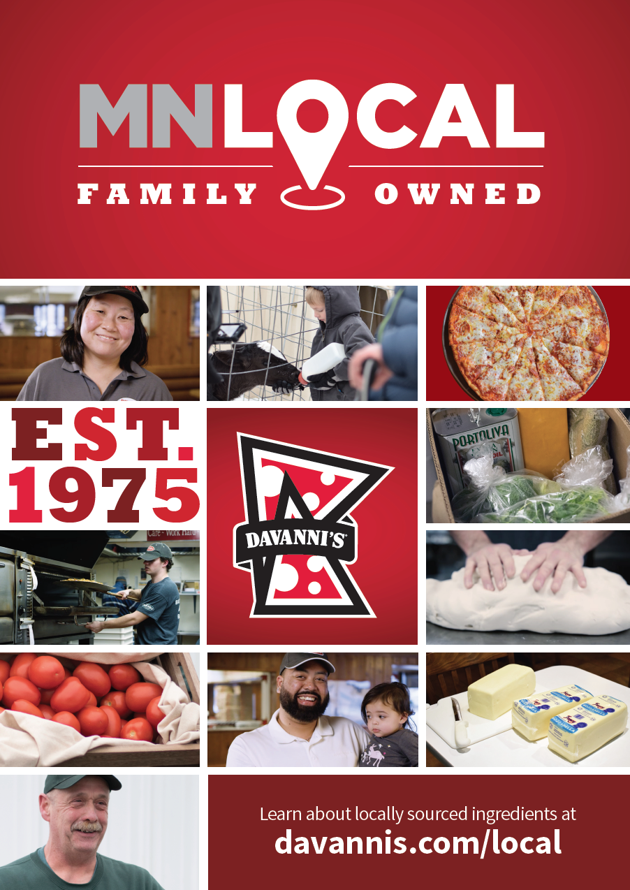 Minnesota Local and Family Owned Since 1975