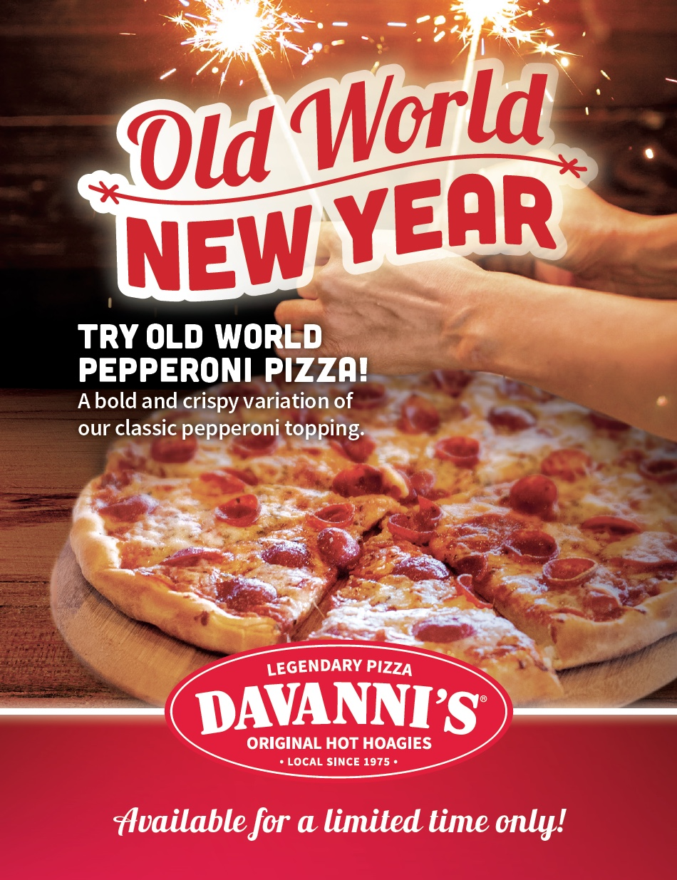 Old world style pepperoni pizza. A double pepperoni pizza - traditional pepperoni and cupped old world style pepperoni.